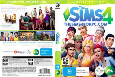 Sims  Cats Australia Key