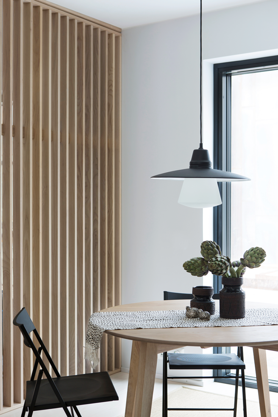 minimalist nordic interior