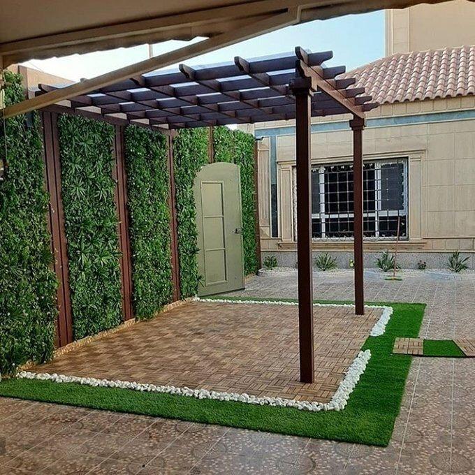 شركة تنسيق حدائق في ينبع