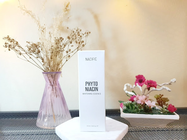 [Review] Nacific Phyto Niacin Whitening Essence