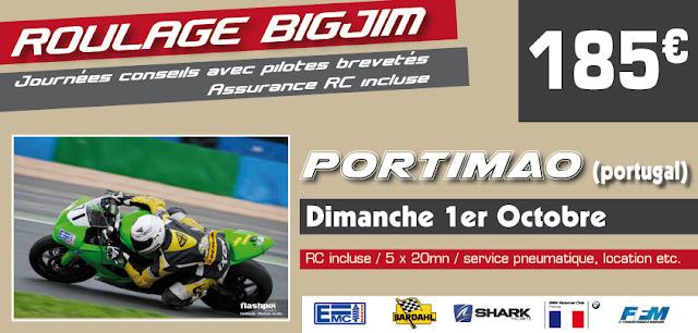Roulage BigJim Portimao 2017