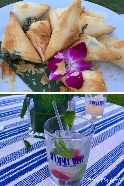 Spanakopita Greek Theme Cocktails