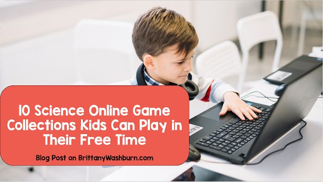 10 Science Online Game Collections Kids Can Play in Their Free Time