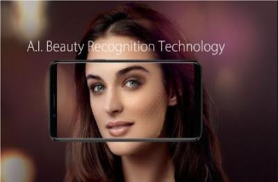 Cara Memaksimalkan Kamera Selfie Oppo efek beauty
