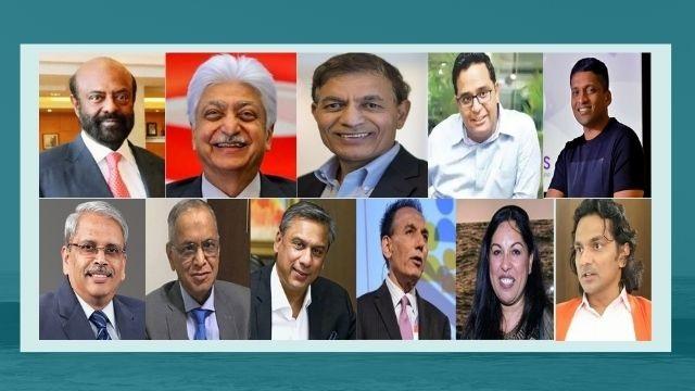Richest Tech Billionaires in India