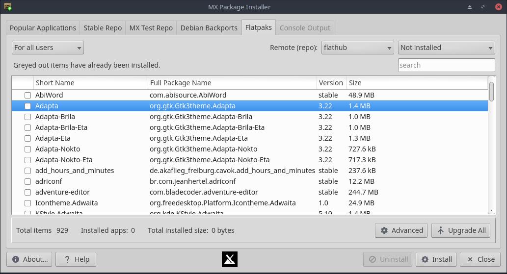 Ubuntu Buzz !: MX GNU/Linux, A Desktop Mix of Mepis and