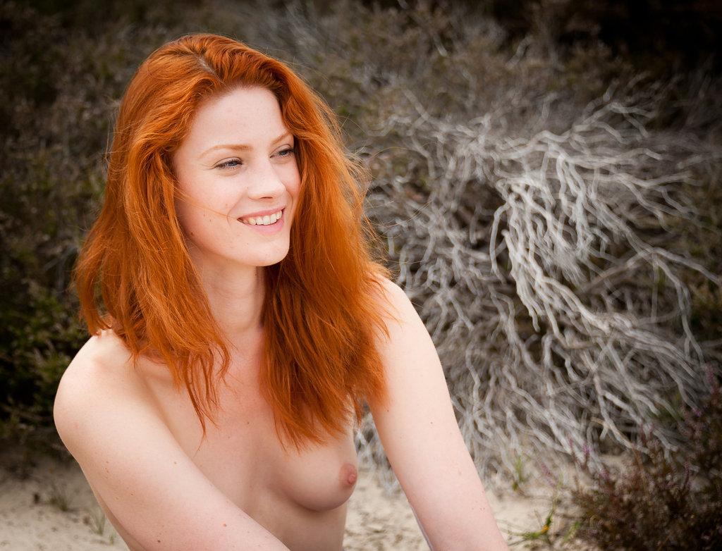 Redhead Teen