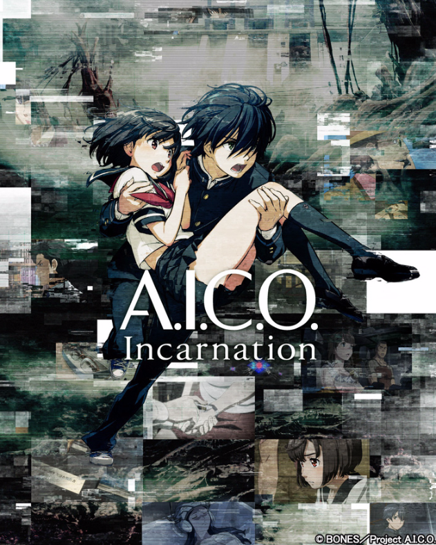 A.I.C.O. Incarnation BD (Episode 01 - 12) Subtitle Indonesia
