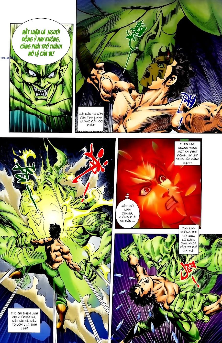 Cơ Phát Khai Chu Bản chapter 99 trang 22