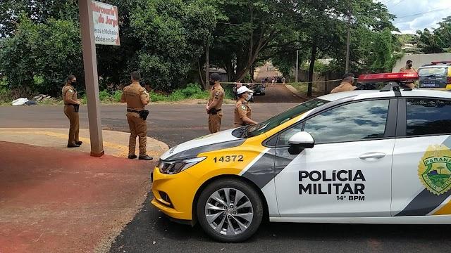 Homem é assassinado a tiros, no bairro Portal da Foz