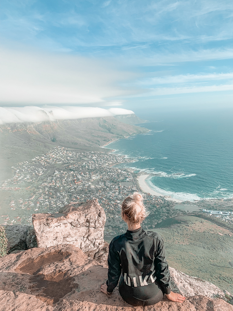 lions head hike cape town