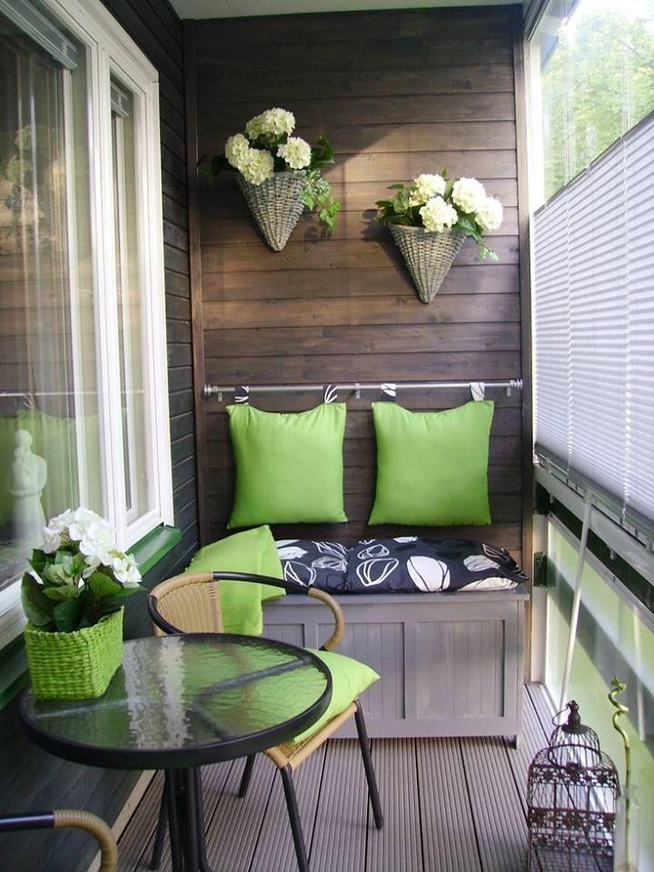 Idee fai da te per arredare balconi e terrazzi 19 idee low cost donneinpink magazine for Arredare un terrazzo fai da te