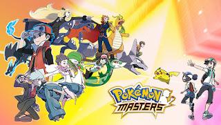 Pokémon Masters - Game já está dispponível para download