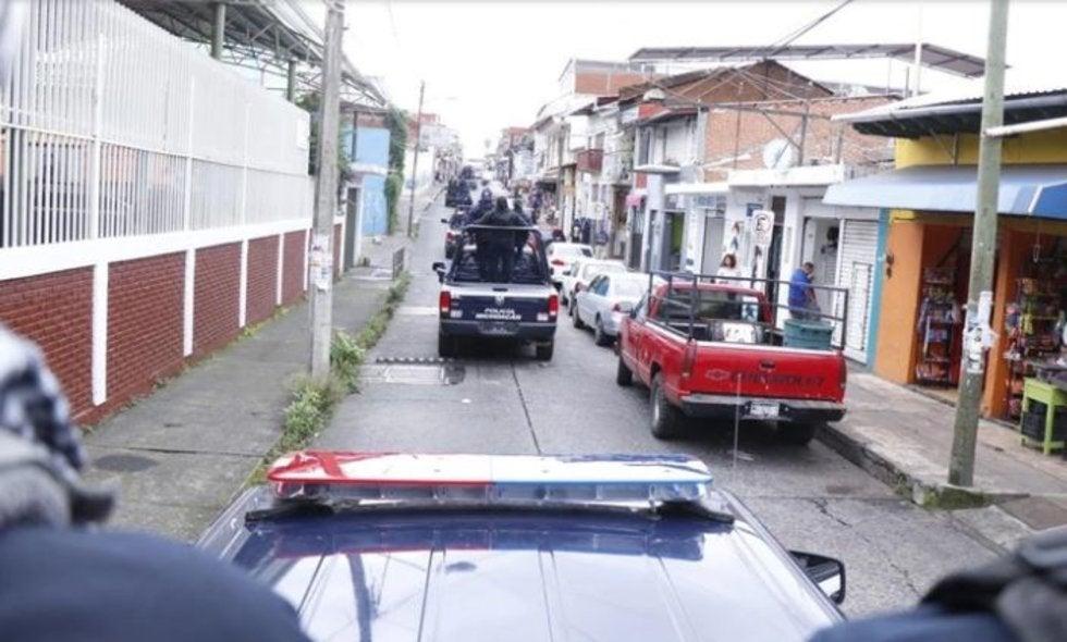 Continúa la guerra entre el CJNG y Los Viagras... 'El Pelón' y 'El Ruso' los blancos en Masacre de Uruapan