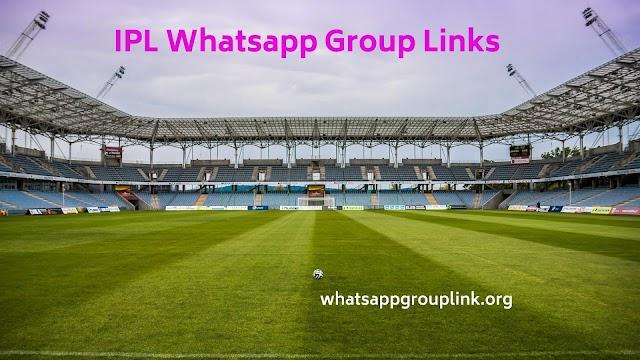 IPL Whatsapp Group Links