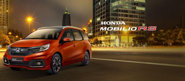 Daftar Lengkap Biaya Pajak Honda Mobilio Semua  2020