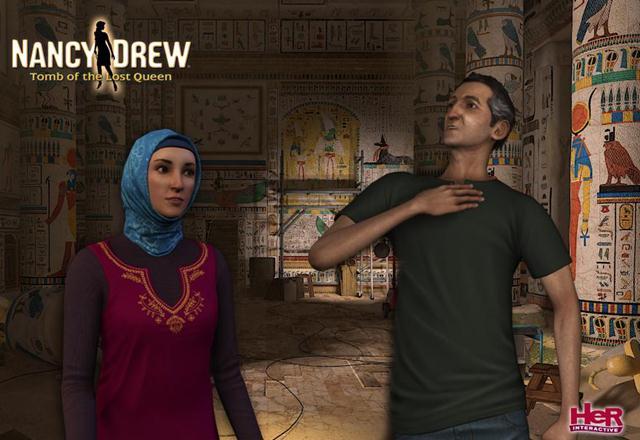 Nancy Drew Tomb Of The Lost Queen PC Full TiNYiso Descargar 2012