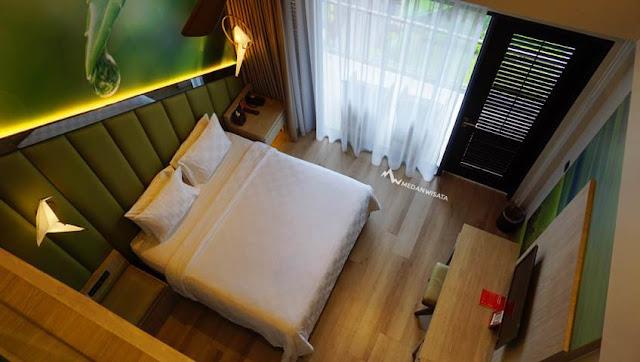 Tipe-Tipe Kamar di Mikie Holiday Resort