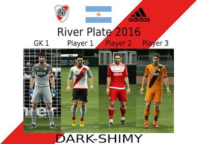 River Plate 2016 update 2