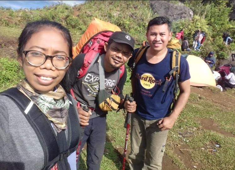 Sampah Plastik Berserakan di Gunung Sesean, Couchsurfing : Harus Ada Aturan Ketat Bagi Pendaki