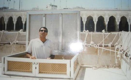 Gambar Renovasi Kaabah Yang Anda Belum Pernah Lihat