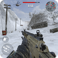 Rules of Modern World War Winter FPS Free Shopping MOD APK