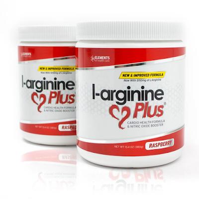 How much l arginine should i take for ed