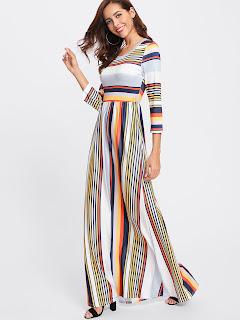 MAXI DRESS | PRETTY FUSION