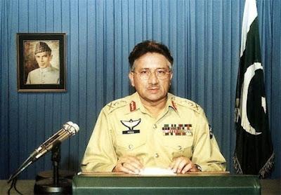 pervez-musharraf-coup-declared