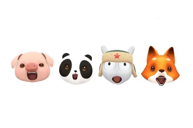 Xiaomi Mi 8 akan Mendukung AR Emoji yang Lucu