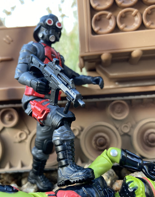 2021 Eagle Force Riot Commando, Zica Toys, 2005 Sgt. Misha, Comic Pack, Oktober Guard, Action Force, Steel Brigade, Z Force, Red Laser Army