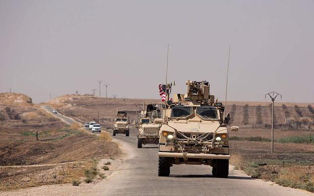 Τουρκικά στρατιωτικά οχήματα εισήλθαν στη Συρία για κοινές περιπολίες με τις ΗΠΑ