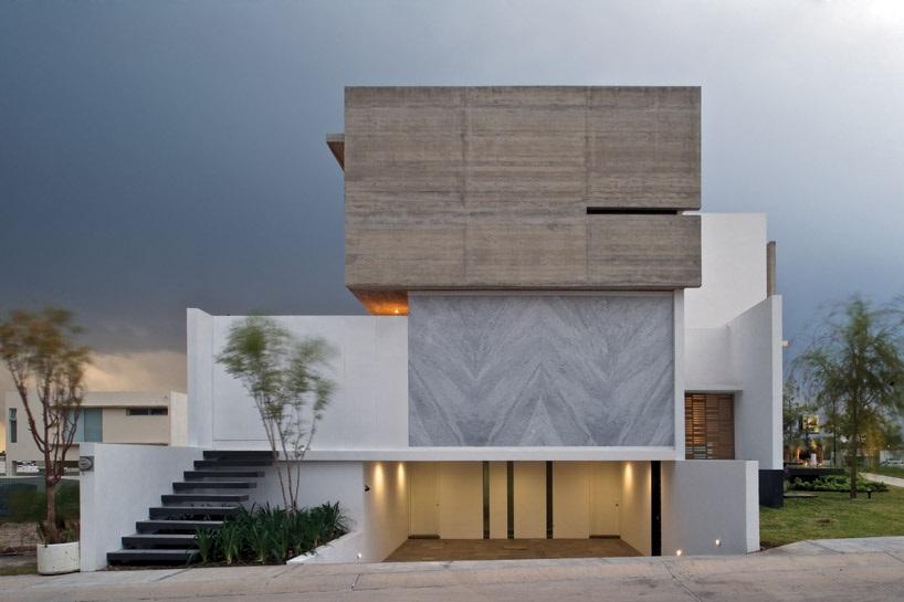 Fotos de fachadas de casas bonitas vote por sus fachadas for La casa moderna