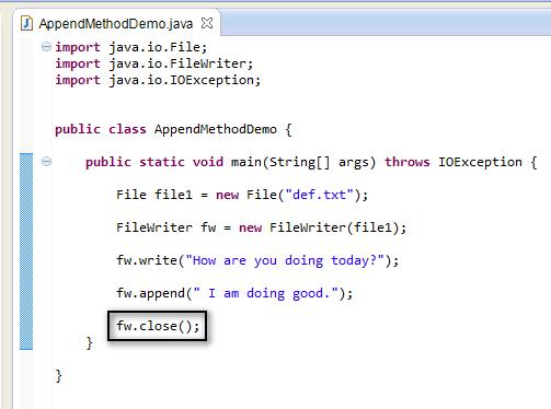 How to use C# FileStream Class