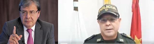 Mindefensa entregó 'Escuadrón Contra el Hurto' en Valledupar