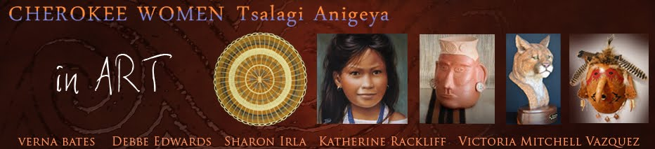 Cherokee Women In Art