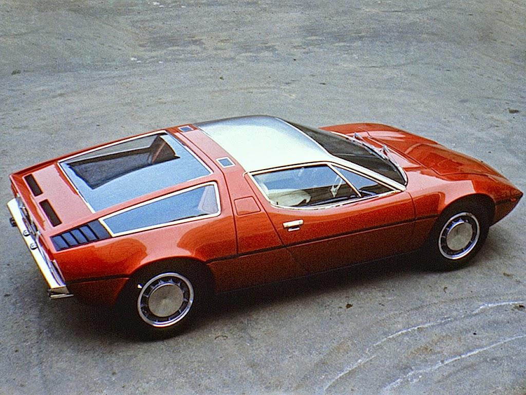 FAB WHEELS DIGEST (F.W.D.): Maserati Bora (1971-78)
