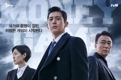 DRAMA KOREA MONEY GAME EPISODE 16 end SUBTITLE INDONESIA