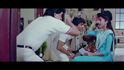 salman khan hindi first film kiss नहीं करने की कसम