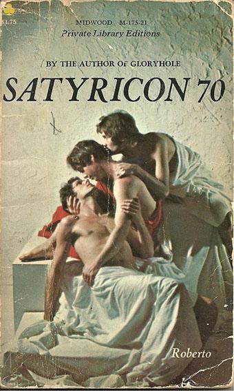 Fellini – Satyricon (1969) Federico Fellini