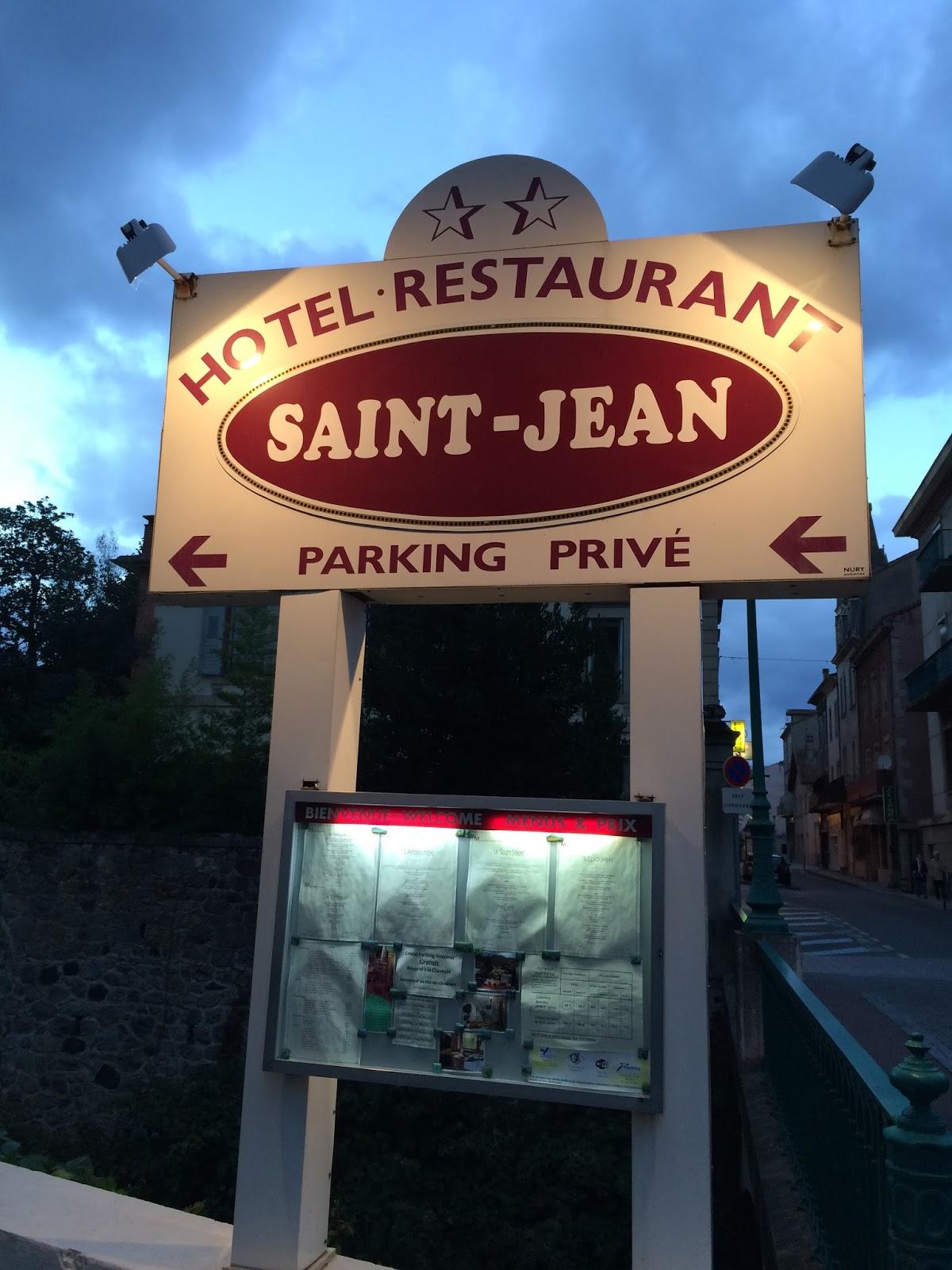 Hotel Saint Jean Vals Les Bains