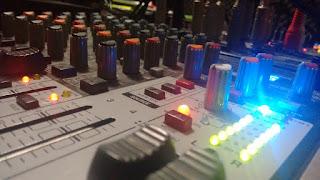 Novo Sistema de Som da radio elos