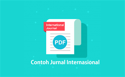contoh jurnal internasional