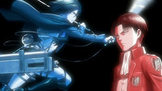 進撃の巨 アニメ ミカサ・アッカーマン (CV.石川由依)   Mikasa Ackerman   Attack on Titan