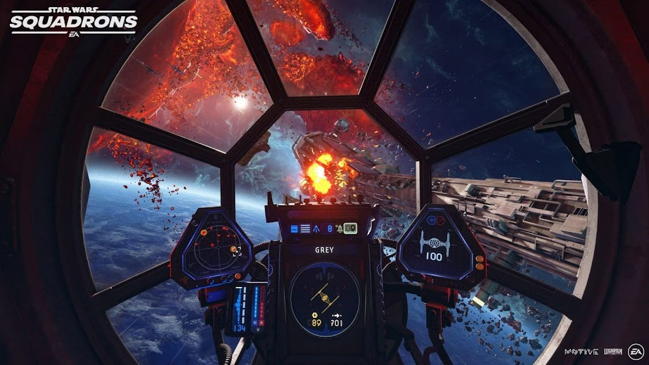 Star Wars Squadrons Review: A Space Shooter To Live Up To The Myth
