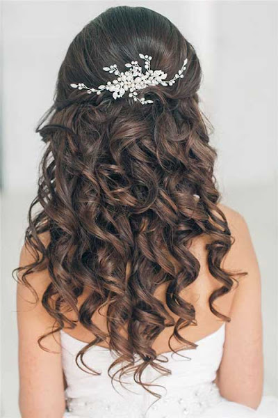 When It Comes To Wedding Hair Trends Braided Hairstyles Have Grown In Pority Over The Past Few Seasons As Bohemian Look Grows
