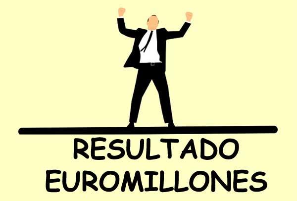 Resultado Euromillones viernes y martes