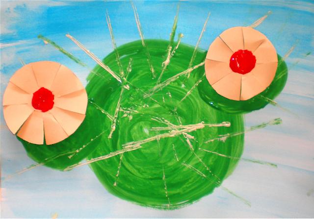 Cactus înflorit