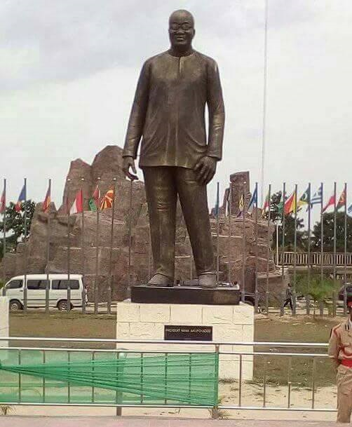 President Akufo-Addo's statue to be unveiled in Nigeria