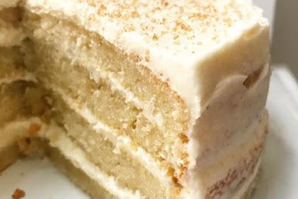MAPLE LAYER CAKE RECIPE
